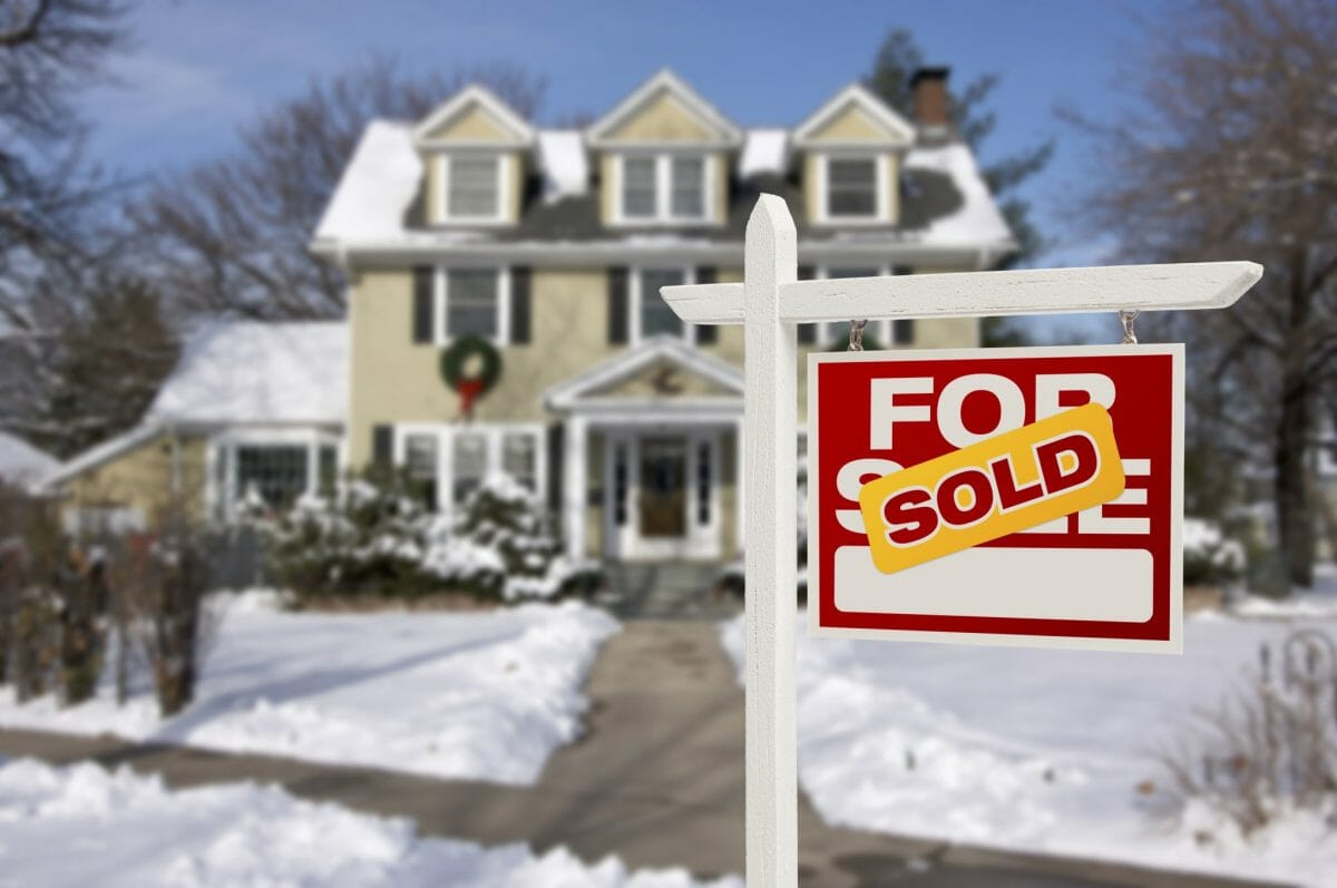 Selling more homes in the winter