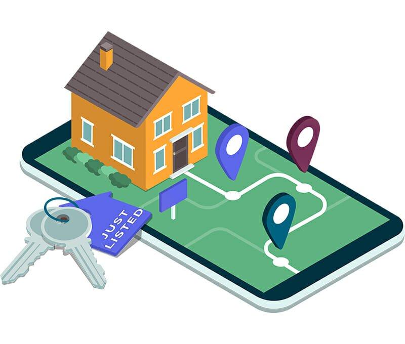 Home Values Listing Lead Generator