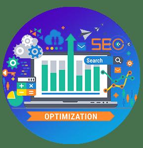 Real Estate Search Engine Optimization Icon