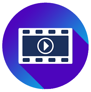 Video Background Icon