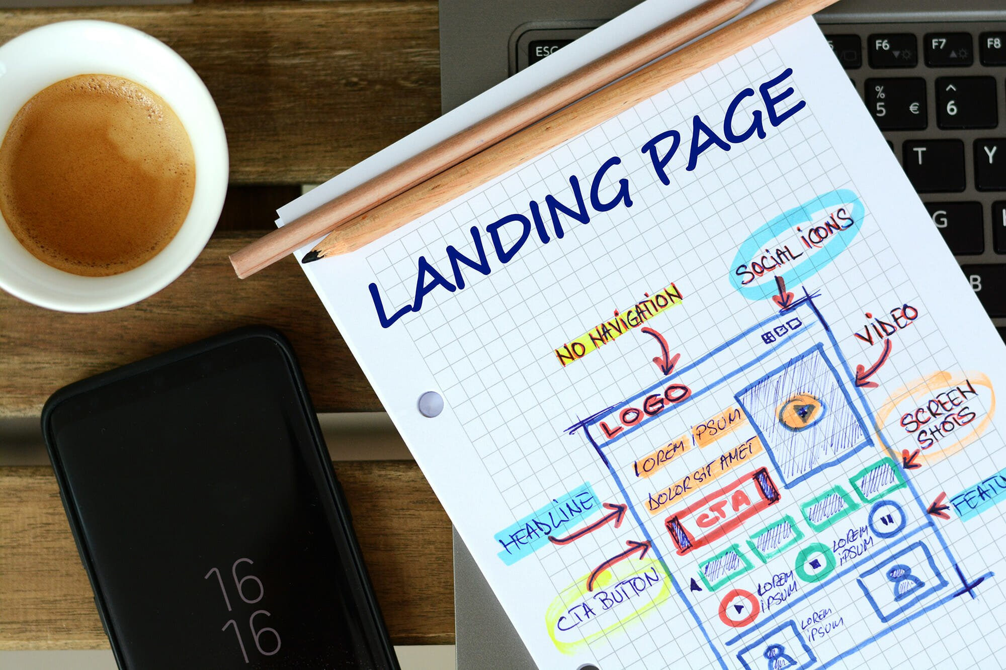Maximize your Real Estate IDX Landing Pages