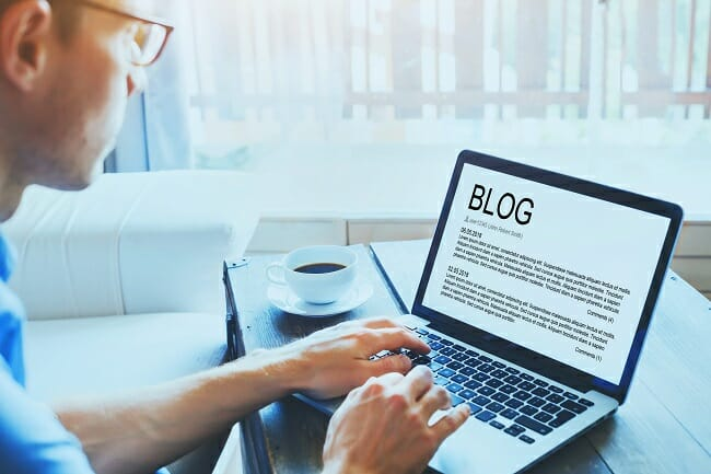 3 Easy-to-Write Topics for Your Real Estate Blog