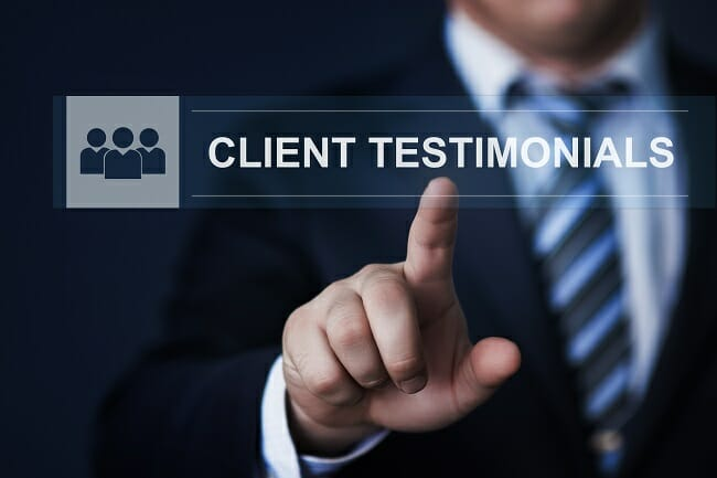 3 Reasons Why You Should Post Client Testimonials Online